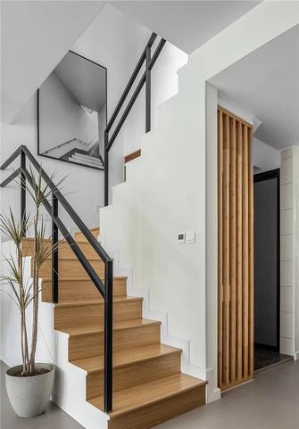 5-10万90平米北欧风格楼梯间图片