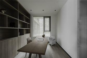豪华型120平米三室两厅现代简约风格书房图