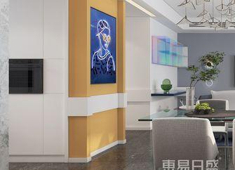 富裕型120平米四室两厅现代简约风格玄关设计图