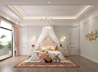 20万以上140平米别墅法式风格卧室设计图