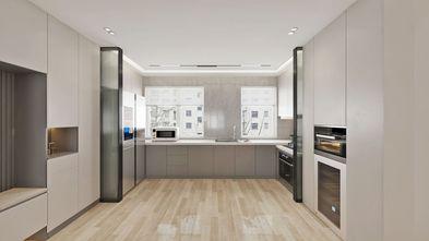 20万以上120平米三室两厅轻奢风格厨房装修效果图