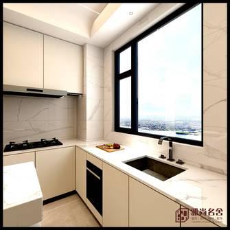 3万以下140平米三室两厅现代简约风格厨房装修案例