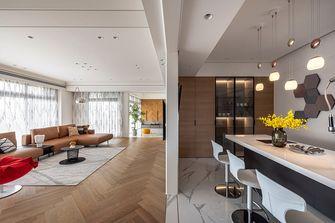 富裕型130平米三室两厅北欧风格走廊效果图
