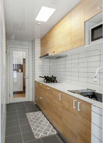 经济型60平米三室两厅中式风格厨房欣赏图