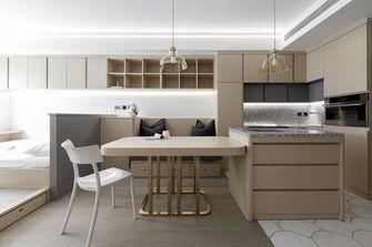 5-10万一室一厅日式风格厨房图