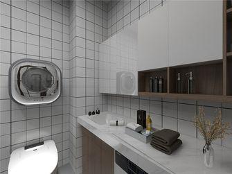 3-5万50平米北欧风格卫生间装修效果图