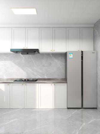 110平米三法式风格厨房设计图