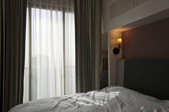 富裕型80平米美式风格卧室装修效果图