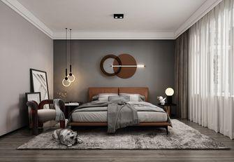 富裕型130平米三室两厅混搭风格卧室设计图