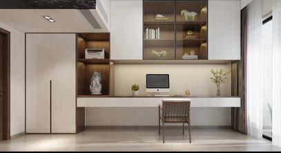 10-15万110平米三中式风格书房装修案例