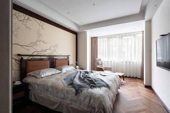 140平米别墅中式风格卧室设计图