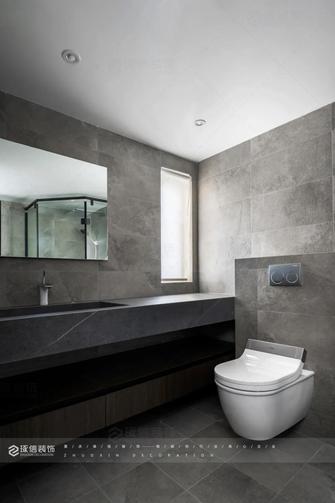 20万以上130平米四室两厅现代简约风格卫生间图片大全