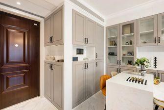 3-5万80平米公寓美式风格玄关图