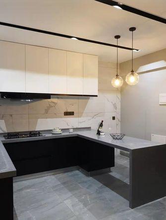 经济型90平米三现代简约风格厨房装修效果图
