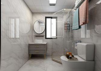 5-10万90平米三现代简约风格卫生间设计图