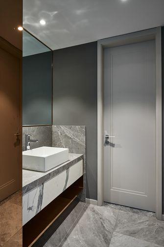 豪华型140平米三室一厅欧式风格卫生间图片大全