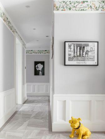 110平米四美式风格走廊装修图片大全