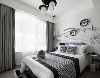 130平米三室两厅现代简约风格青少年房欣赏图