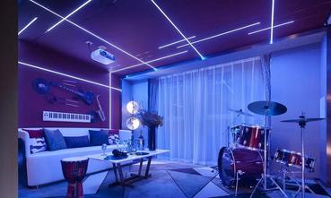 20万以上140平米四室三厅中式风格影音室图片大全