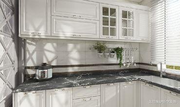 15-20万100平米四美式风格厨房设计图
