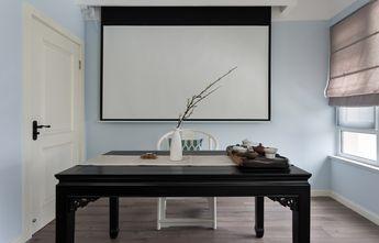 15-20万110平米三美式风格书房装修案例