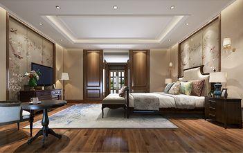 140平米四美式风格卧室图片大全