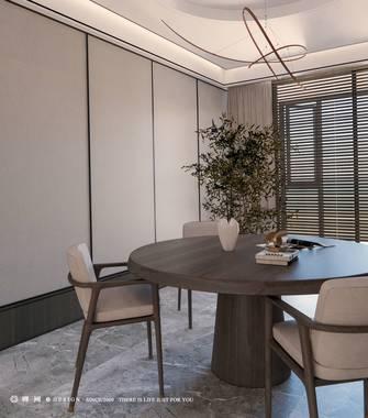 20万以上140平米四室两厅中式风格餐厅图片大全