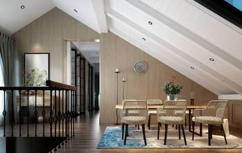 豪华型140平米美式风格阁楼设计图