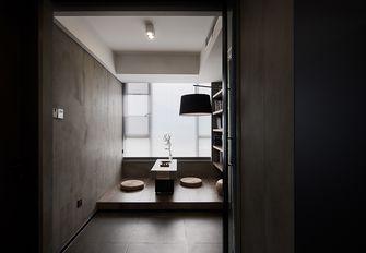 豪华型110平米三室两厅工业风风格书房欣赏图