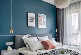 10-15万100平米三室两厅北欧风格卧室图片