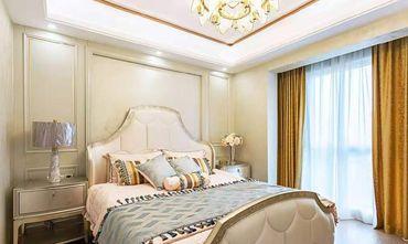 5-10万140平米四室两厅欧式风格卧室图片