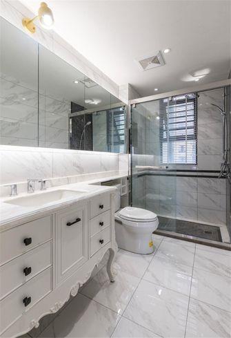 豪华型140平米四欧式风格卫生间装修案例