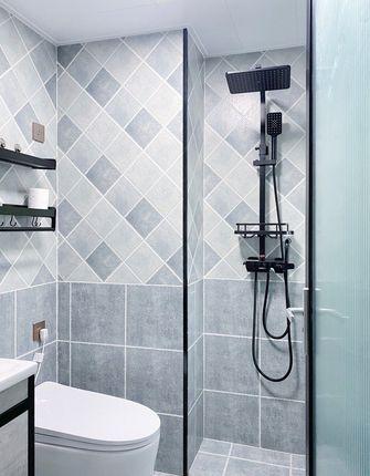 经济型100平米三室两厅现代简约风格卫生间效果图