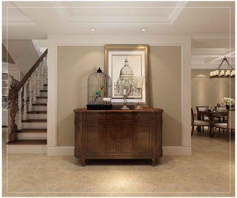 20万以上140平米别墅美式风格玄关装修图片大全