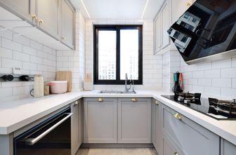 经济型130平米四室两厅欧式风格厨房效果图
