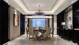 15-20万130平米三室两厅欧式风格餐厅装修效果图