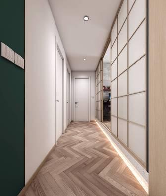 70平米混搭风格走廊设计图