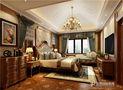 豪华型140平米别墅法式风格卧室效果图
