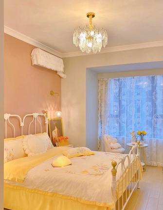 140平米三轻奢风格卧室效果图