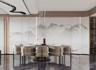 20万以上140平米四室一厅中式风格餐厅图片大全