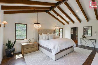 80平米三室一厅地中海风格卧室装修案例