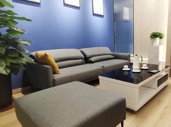 50平米一室一厅北欧风格客厅欣赏图