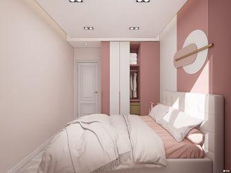 80平米三室一厅轻奢风格青少年房图片大全