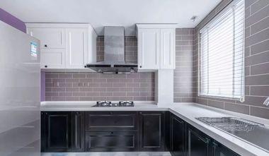 90平米三室一厅美式风格厨房图片
