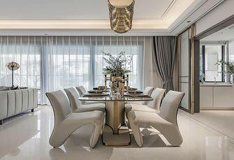 20万以上140平米四室两厅轻奢风格餐厅图片