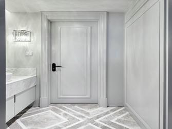 130平米三室两厅混搭风格卫生间装修图片大全