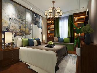 20万以上120平米三室一厅中式风格卧室效果图