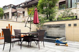 豪华型140平米别墅美式风格阳台设计图