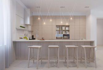 10-15万140平米四北欧风格厨房图