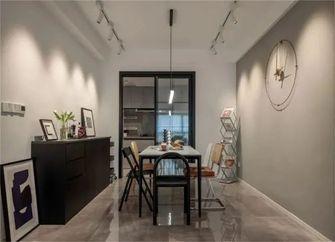 20万以上120平米三室一厅新古典风格餐厅效果图